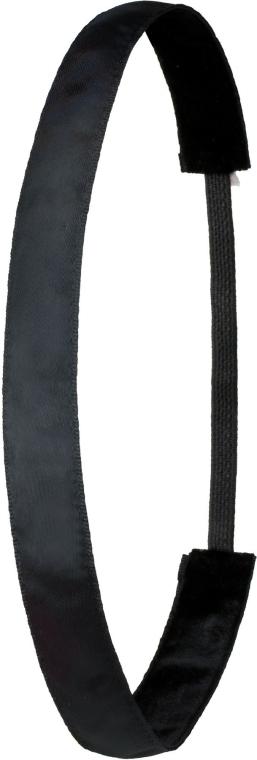 Bandă pentru cap, negru - Ivybands Classic Black Hair Band