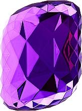Parfumuri și produse cosmetice Perie de păr - Twish Spiky Hair Brush Model 4 Diamond Purple