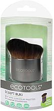 Parfumuri și produse cosmetice Pensulă Buki pentru counturing - EcoTools Sculpt Buki