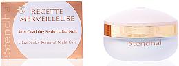 Parfumuri și produse cosmetice Cremă anti-îmbătrânire de noapte pentru față - Stendhal Recette Merveilleuse Ultra Senior Renewal Night Care
