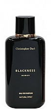 Parfumuri și produse cosmetice Christopher Dark Blackness - Apă de parfum