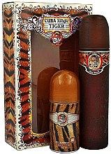 Parfumuri și produse cosmetice Cuba Jungle Tiger - Set (edp 100ml + deo 50ml)