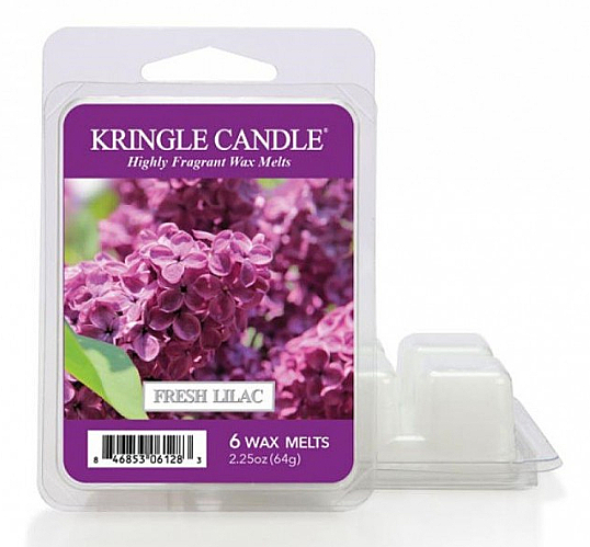 Ceară aromatică - Kringle Candle Wax Melt Fresh Lilac — Imagine N1