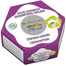 Parfumuri și produse cosmetice Șampon solid pentru păr vopsit - Ma Provence Solid Shampoo