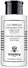 Demachiant - Sisley Eau Efficace Gentle Make Up Remover — Imagine N2