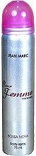 Parfumuri și produse cosmetice Jean Marc Bossa Nova Pour Femme - Deodorant