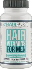 Parfumuri și produse cosmetice Vitamine pentru creșterea și întărirea părului, pentru bărbați, 60 de capsule - Hairburst For Men Hair Vitamins