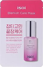 Parfumuri și produse cosmetice Mască hidratantă de față - Isoi Bulgarian Rose Blemish Care Mask