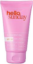 Parfumuri și produse cosmetice Cremă cu protecție solară pentru corp - Hello Sunday The Essential One Body Lotion SPF 30