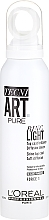 Spray de păr - L'Oreal Professionnel Tecni.art Pure Ring Light Top Coat Brilliance — Imagine N1