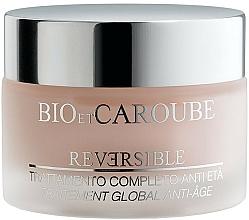 Parfumuri și produse cosmetice Cremă anti-îmbătrânire cu efect de netezire pentru față - Bio et Caroube Reversible Complete Anti-Ageing Treatment