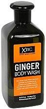 "Parfumuri și produse cosmetice Gel de duș ""Ghimbir"" - Xpel Marketing Ltd XBC Ginger Body Wash"