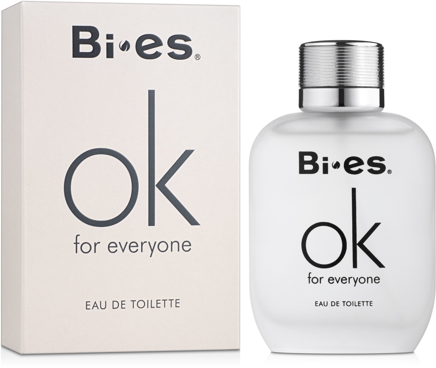 Bi-Es Ok For Everyone - Apă de toaletă