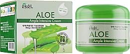 Parfumuri și produse cosmetice Cremă cu aloe vera pentru față - Ekel Ample Intensive Cream Aloe