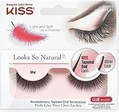 Parfumuri și produse cosmetice Gene false - Kiss Look So Natural Lashes Shy