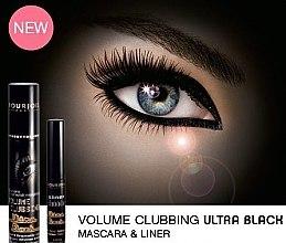 Rimel - Bourjois Volume Clubbing Ultra Black — Imagine N2