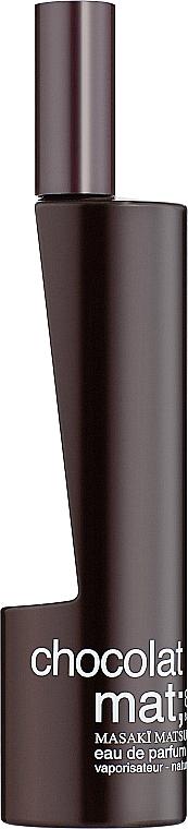 Masaki Matsushima Mat Chocolat - Apă de parfum