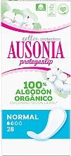 Parfumuri și produse cosmetice Absorbante de zi, 28 buc - Ausonia Cotton Protection Normal