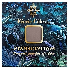 Parfumuri și produse cosmetice Farduri pentru sprâncene, presate - Feerie Celeste Pressed Powder Shadow