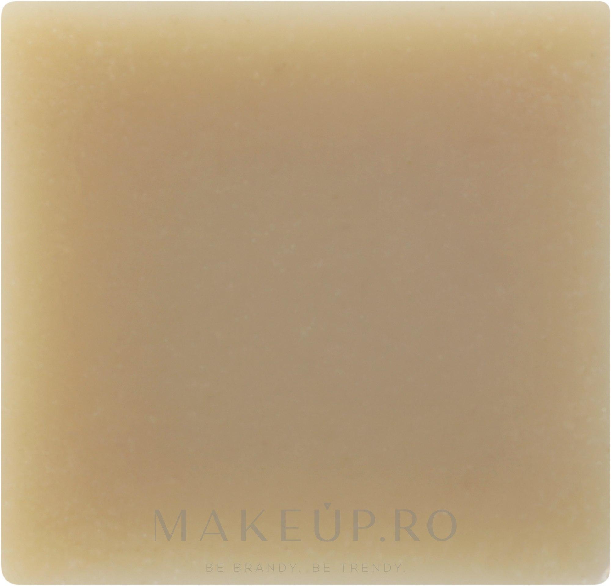 """Săpun natural """"Brahmi"""" pentru pielea uscată - Apeiron Brahmi Plant Oil Soap — Imagine 100 g"""