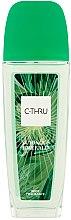 Parfumuri și produse cosmetice C-Thru Luminous Emerald - Spray de corp