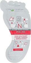 Parfumuri și produse cosmetice Cremă-scrub pentru picioare - Bielenda ANX Podo Detox Foot Scrub Cream