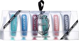 Parfumuri și produse cosmetice Set de pastă de dinți - Marvis Toothpaste Flavor Collection Gift Set (toothpast/6x25ml)