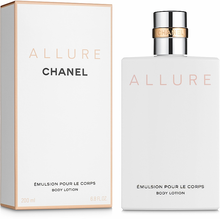 Chanel Allure - Loțiune de corp — Imagine N2