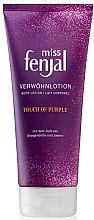 Parfumuri și produse cosmetice Lapte de corp - Fenjal Touch Of Purple Lotion