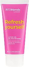 Gel de duș - AA Cosmetics Fit.Friends Refresh Yourself Action-Gel — Imagine N1