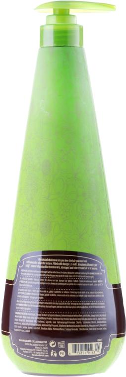 Balsam de păr pentru volum - Macadamia Natural Oil Volumizing Conditioner — Imagine N3