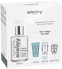 Parfumuri și produse cosmetice Set - Sisley Ecological Coumpound Discovery Program (emulsion/125ml + ser/mini/5ml + cr/mini/10ml + balm/mini/5ml)