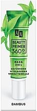 Parfumuri și produse cosmetice Bază de machiaj - AA Beauty Primer 360 Bamboo 3in1