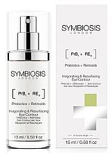 Parfumuri și produse cosmetice Ser pentru zona ochilor - Symbiosis London Invigorating & Resurfacing Eye Contour