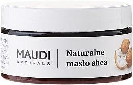 Parfumuri și produse cosmetice Unt de Shea nerafinat - Maudi