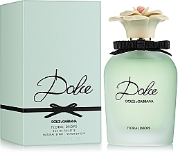 Dolce & Gabbana Dolce Floral Drops - Apă de toaletă — Imagine N2