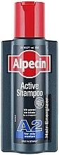 Parfumuri și produse cosmetice Șampon pentru scalp gras - Alpecin A2 Active Shampoo
