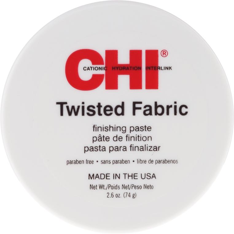 Pastă de păr pentru finisare - CHI Twisted Fabric — Imagine N1