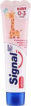 Parfumuri și produse cosmetice Pastă de dinți pentru copii - Signal Signal Kids Strawberry Toothpaste