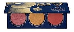 Parfumuri și produse cosmetice Paletă iluminatoare - Zoeva Premiere Blush Palette