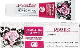 Parfumuri și produse cosmetice Pastă de dinți - Rose Rio Toothpast