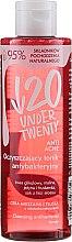 Parfumuri și produse cosmetice Tonic pentru față - Under Twenty Anti Acne! Active Detoxifying Tonic