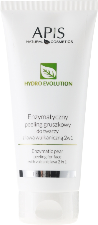 Peeling enzimatic pentru față - APIS Professional Hydro Evolution Enzymatic Pear Peeling