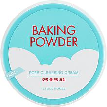 Parfumuri și produse cosmetice Cremă cu bicarbonat de sodiu pentru curățarea feței - Etude House Baking Powder Pore Cleansing Cream