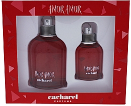 Parfumuri și produse cosmetice Cacharel Amor Amor - Set (edt/100ml + edt/30ml)