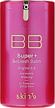 Parfumuri și produse cosmetice BB Cremă multifuncțională - Skin79 Super Plus Beblesh Balm Triple Functions Pink BB Cream