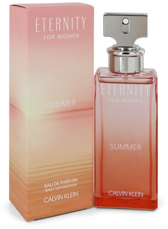 Calvin Klein Eternity Summer 2020 - Apă de parfum  — Imagine N1