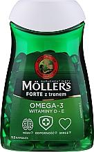 "Parfumuri și produse cosmetice Supliment alimentar ""Omega 3"" - Mollers Forte Omega 3"