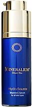 Parfumuri și produse cosmetice Ser facial cu Vitamina C - Mineralium Hydra Source Vitamin C Serum