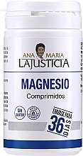 "Parfumuri și produse cosmetice Supliment alimentar ""Magneziu"" - Ana Maria Lajusticia"